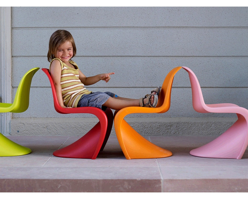 Vitra - Panton Chair Junior - 4