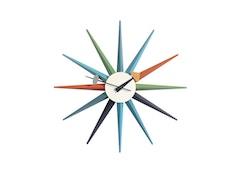 Vitra - Sunburst Clock - 3