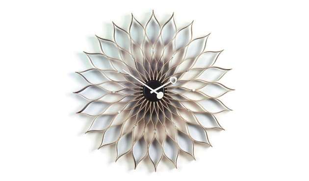Vitra - Sunflower Clock - Birke - 1