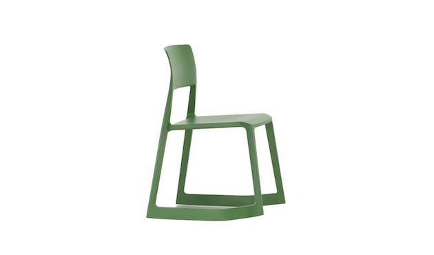 Vitra - Tip Ton - Stuhl - industriegrün - 10
