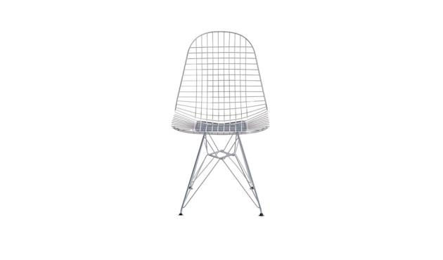 Vitra - Wire Chair DKR - verchroomd - 1
