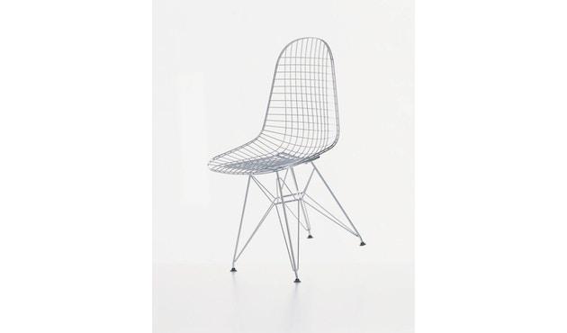 Vitra - Wire Chair DKR - verchroomd - 3