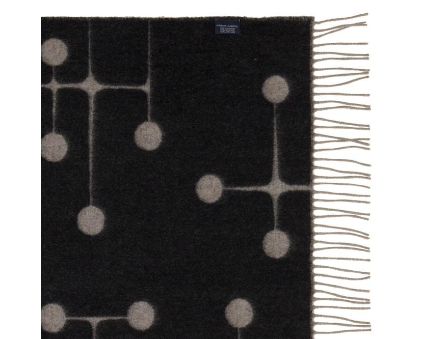 Vitra - Eames Wolldecke - Dot Pattern - schwarz - 5