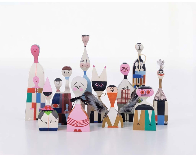 Vitra - Wooden Doll - Wooden Doll 1 - 3