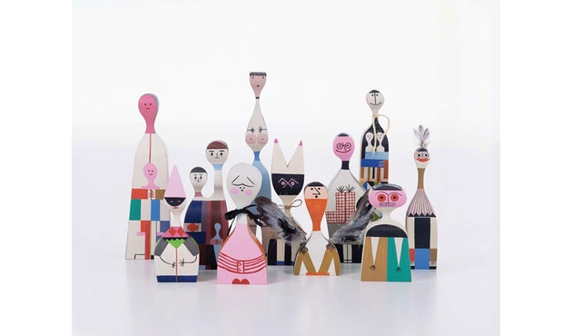 Vitra - Wooden Doll - Wooden Doll 7 - 3