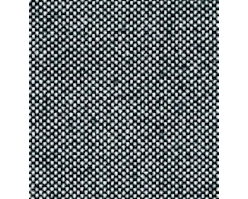 Vitra - Softshell Side Chair, Gestell basic dark, Filzgleiter harte Böden - 87nero/cremeweiss - VitraPlano87 - 4
