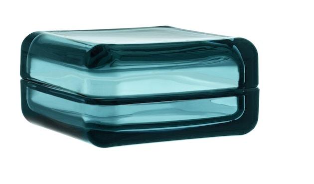 Iittala - Vitriini Kästchen, 10,8x10,8cm - seeblau - 1