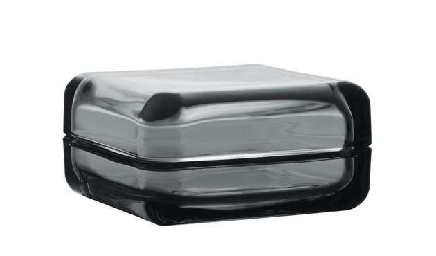 Iittala - Vitriini Kastje groot - grijs - 10,8x10,8cm - 1