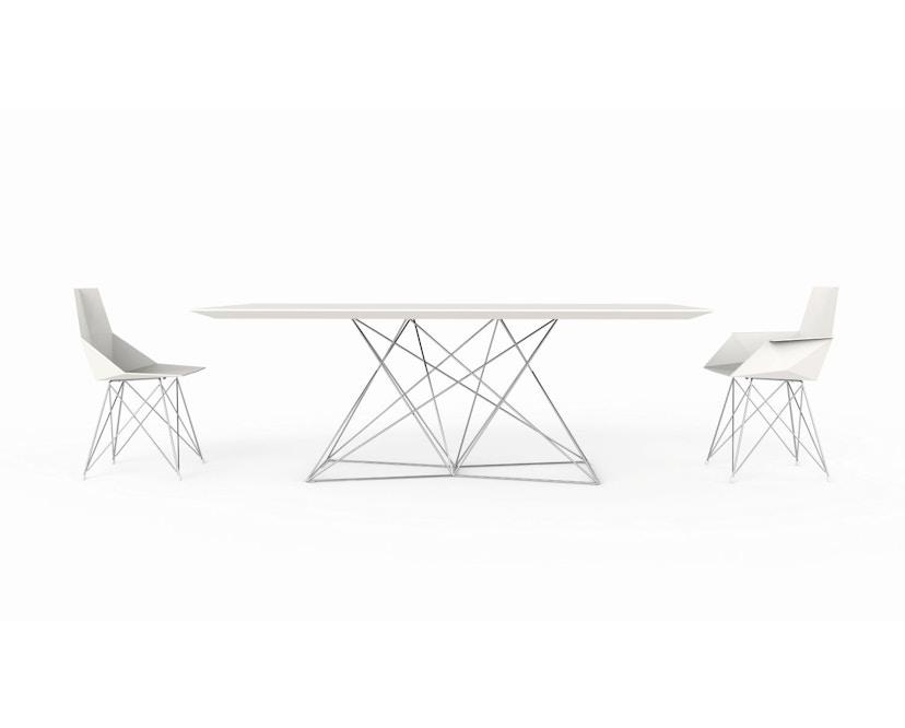 Vondom - FAZ Inox tafel - 1