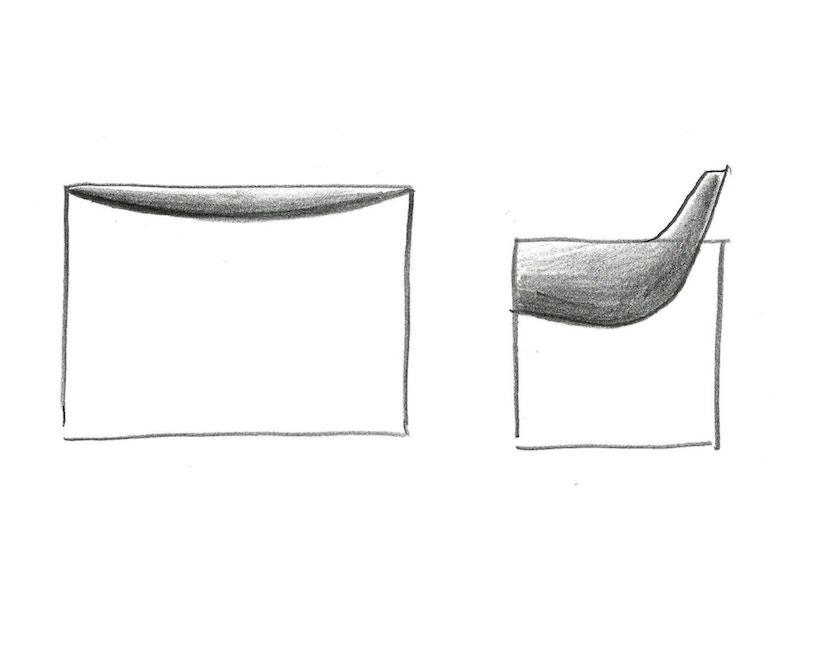 Vondom - Wall Street Armlehnstuhl - bronze - 3