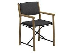 Voyager Stuhl gepolstert