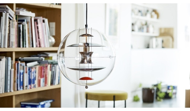 Verpan - VP Globe - gefärbtes Glas - 6