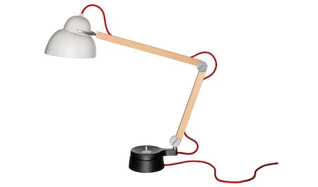 Wästberg - Studioilse w084 tafellamp - tweearmig - rood - 1