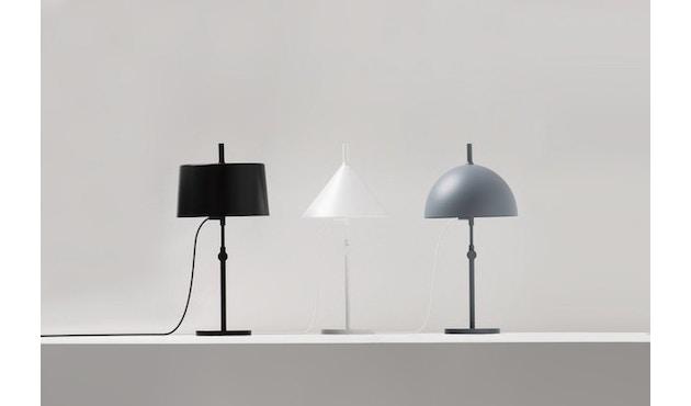 Wästberg - Nendo w132 tafellamp - cilinder - wit - 8