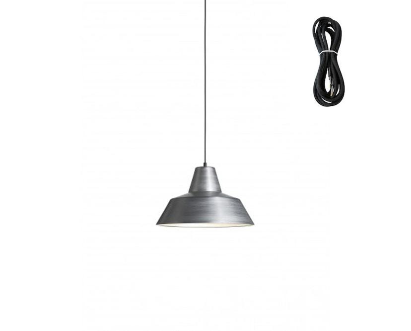Made By Hand - Workshop 3 Hängeleuchte - Aluminium - Kabelfarbe schwarz - Baldachin schwarz - 2
