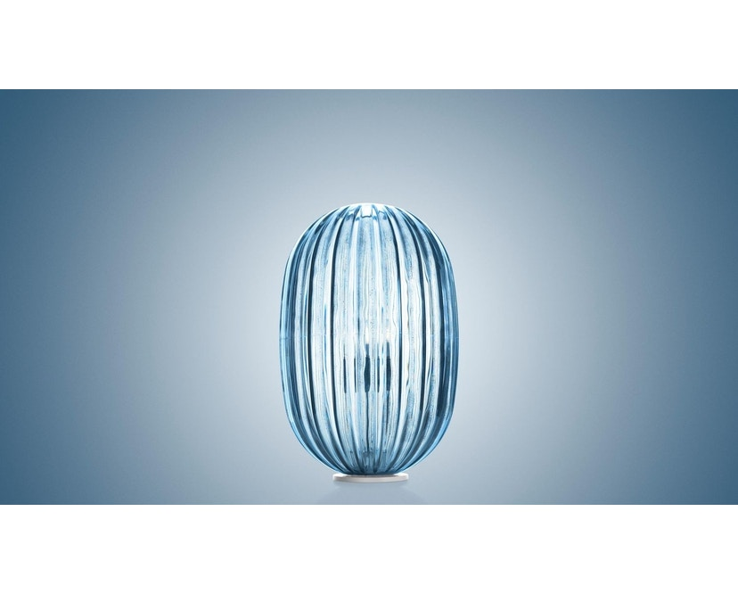Foscarini - Plass Media Tafellamp - aquamarin - niet dimbaar - 1