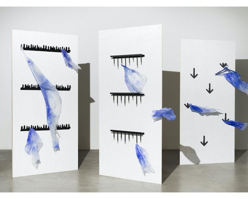 Atelier Wand-Garderobe