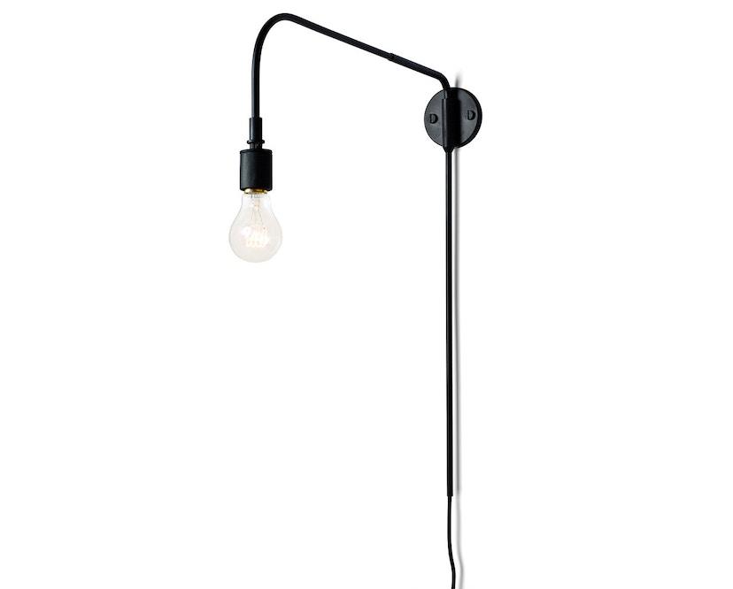 Menu - Warren wandlamp - zwart - 1