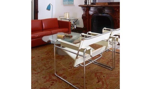 Knoll International - Breuer Original Wassily Loungesessel - Canvas Leinen  - 6
