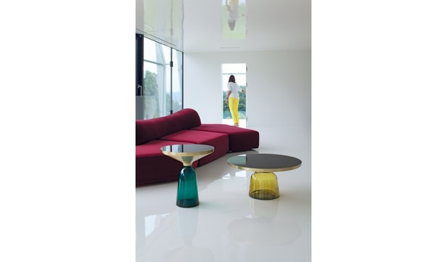 Classicon - Bell Kaffee Tisch - quarz grau - 4