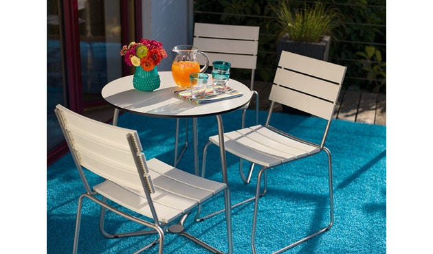 Weishäupl - Balcony Stuhl - Kunststoff - apfel - 4