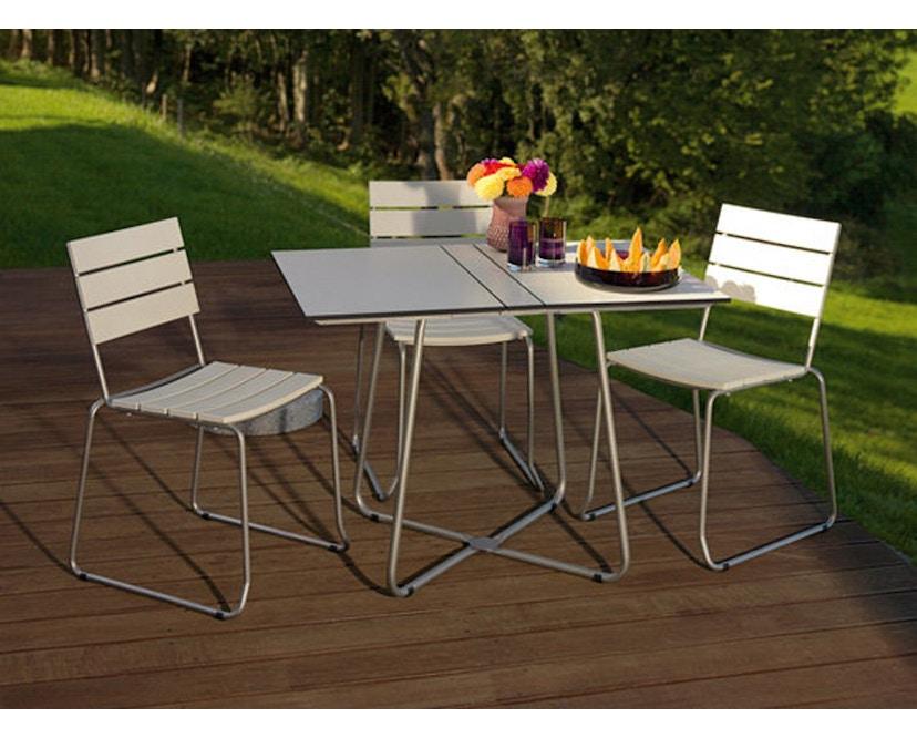 Weishäupl - Balcony Stuhl - Kunststoff - apfel - 5