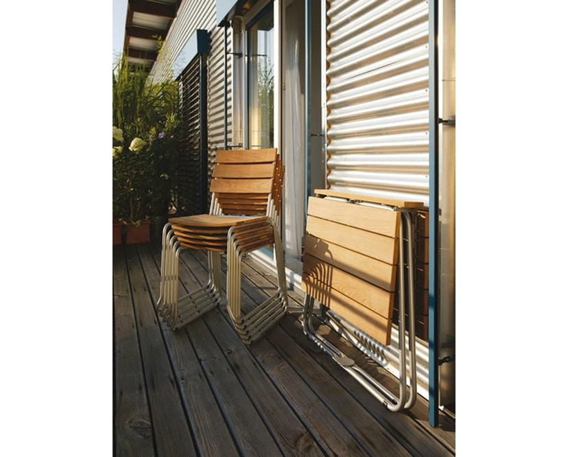 Weishäupl - Balcony Stuhl - Kunststoff - apfel - 6