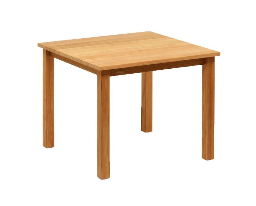 Weishäupl - Cabin tafel - 90 x 90 cm - 3
