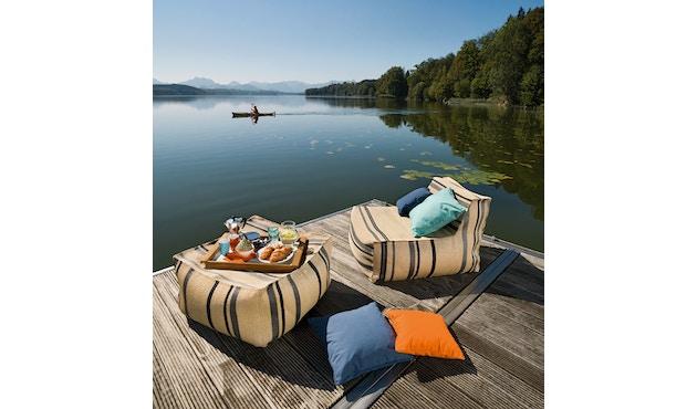 Weishäupl - Chill Day Bed - natur gestreift - 7