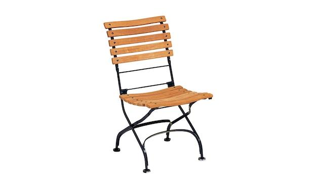 Weishäupl - Classic Stuhl curved - weiß - 3