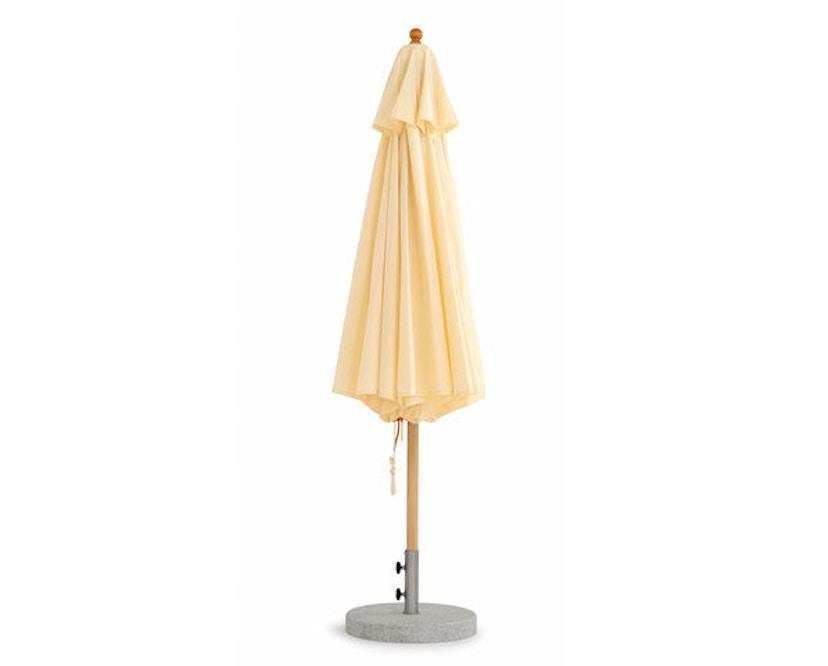 Weishäupl - Klassieke parasol - rond groot - 3