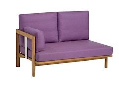 Weishäupl - Module de canapé 2 places Newport - 6