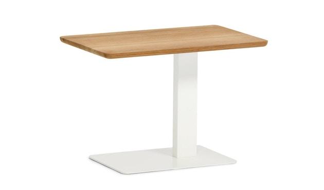 Weishäupl - Table d'appoint Newport, S - blanc - 3