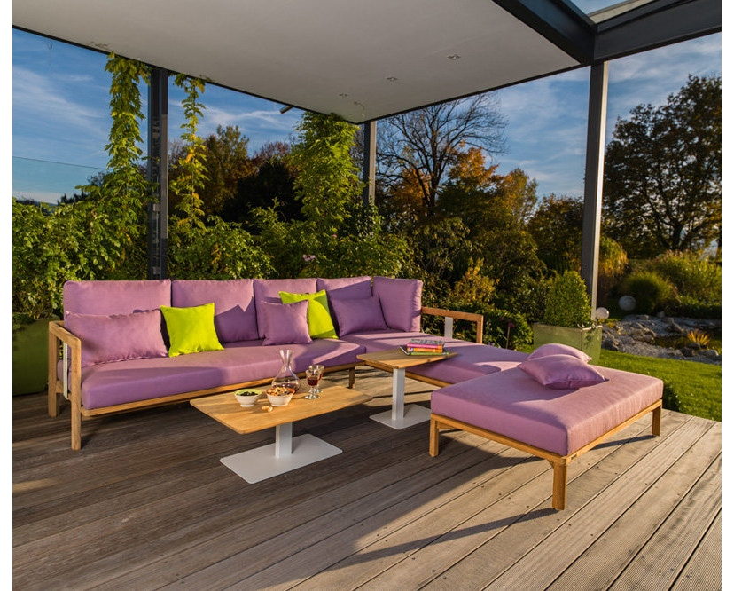 Weishäupl - New Hampton 3-Sitzer Sofa - 3