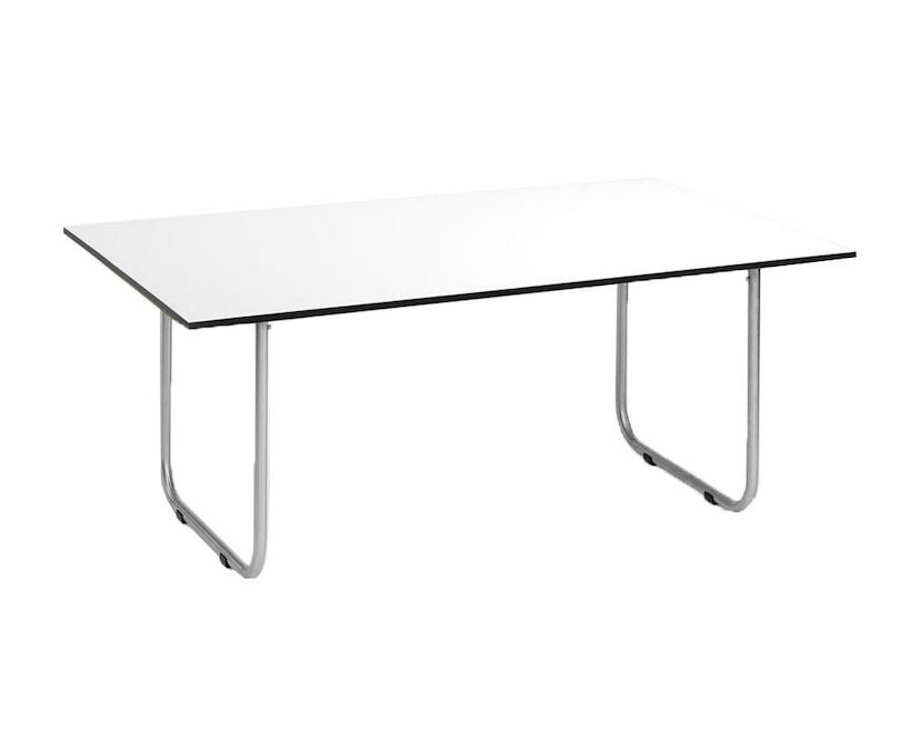 Weishäupl - Prato Tisch HPL - S - weiß - 1