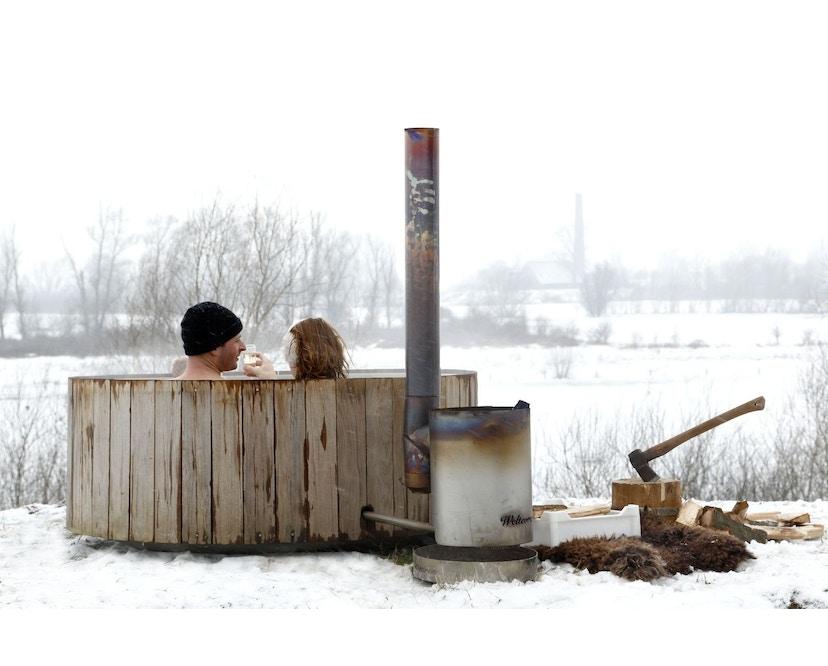 Weltevree - Dutchtub Wood kuip - 5