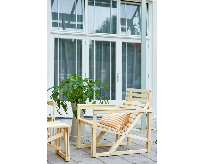 Weltevree - Patio Easy Chair - natur - 2
