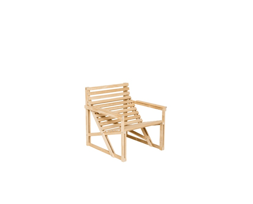 Weltevree - Patio Easy Chair - natur - 1
