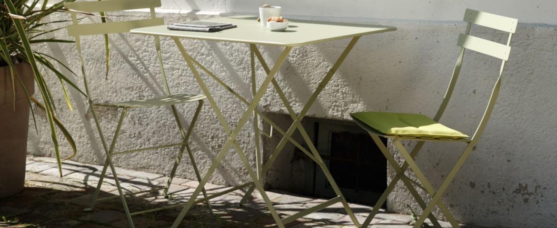 Fermob Bistro Tisch/2x Stuhl