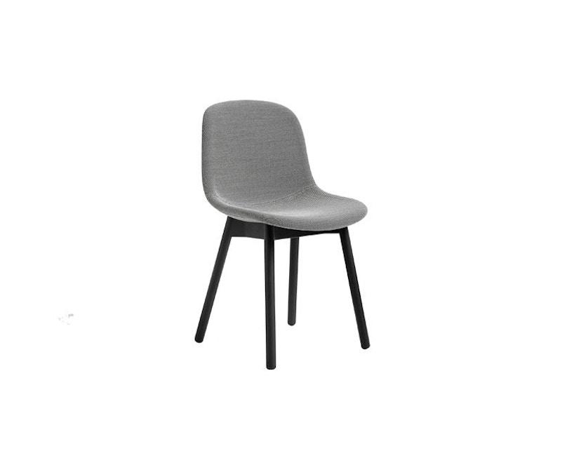 HAY - Neu chair 13 - gepolstert - Gestell Eiche matt lackiert - Sitzfläche Remix 133 - 1