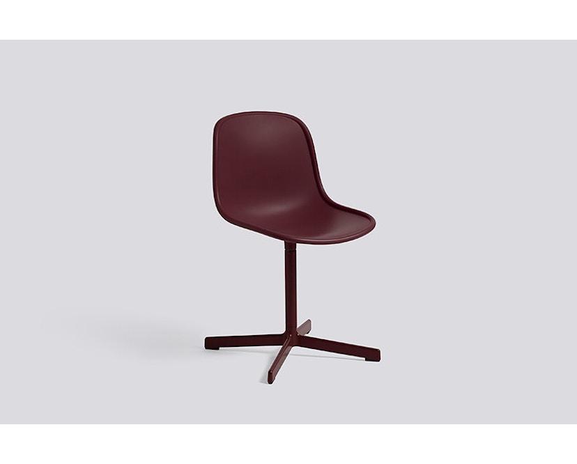 HAY - Neu Chair 10   - bordeuax - 2