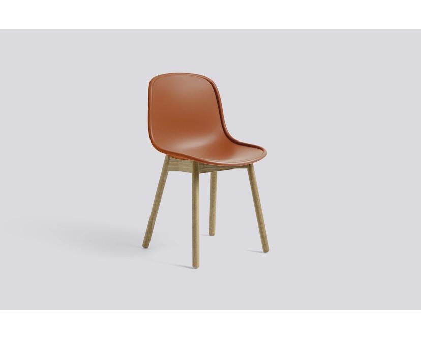 HAY - Neu Chair 13 - Eiche matt lackiert - orange - 2