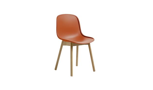 HAY - Neu Chair 13 - Eiche matt lackiert - orange - 1