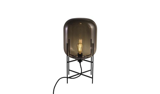 Pulpo - Oda Small Stehleuchte - Glas rauchgrau, Untergestell schwarz - 4
