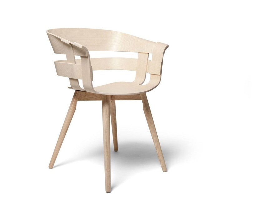 Design House Stockholm - Wick Chair - Eiche - Holzgestell - 3