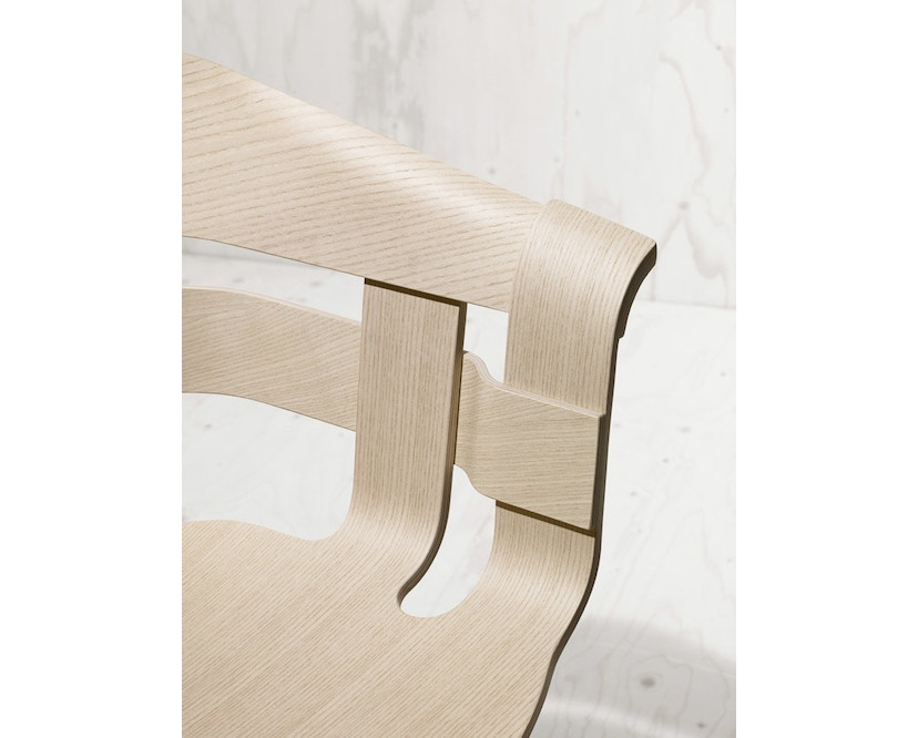 Design House Stockholm - Wick Chair - Eiche - Holzgestell - 4