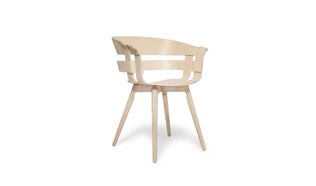 Design House Stockholm - Wick Chair - Eiche - Holzgestell - 1