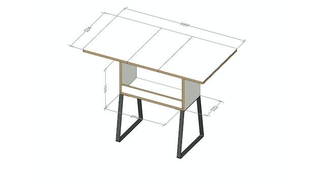 Müller Möbelwerkstätten - Wingcube Klapptisch - 3