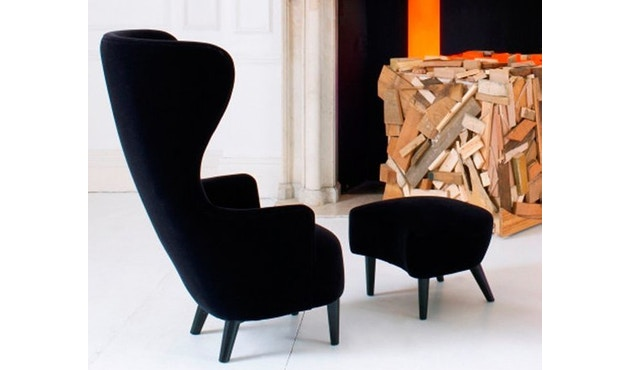 Tom Dixon - Wingback Sessel - 17