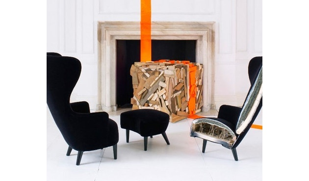 Tom Dixon - Wingback Sessel - 12